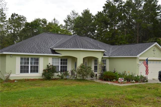 12274 Filbert Road, Brooksville, FL 34614 (MLS #O5866507) :: The Brenda Wade Team