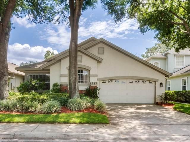 1737 Kaleywood Court, Orlando, FL 32806 (MLS #O5866521) :: The Duncan Duo Team