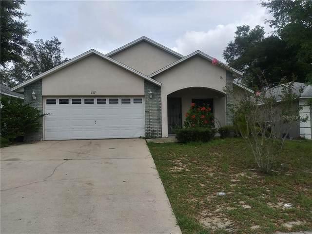 137 W 20TH Street, Apopka, FL 32703 (MLS #O5866590) :: Florida Real Estate Sellers at Keller Williams Realty