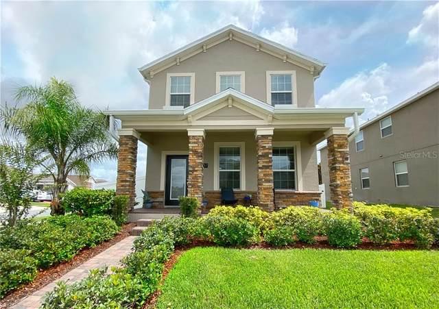 11007 Sycamore Woods Drive, Orlando, FL 32832 (MLS #O5866788) :: The Nathan Bangs Group