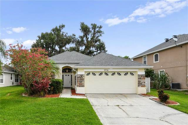 1714 The Oaks Boulevard, Kissimmee, FL 34746 (MLS #O5866915) :: Griffin Group