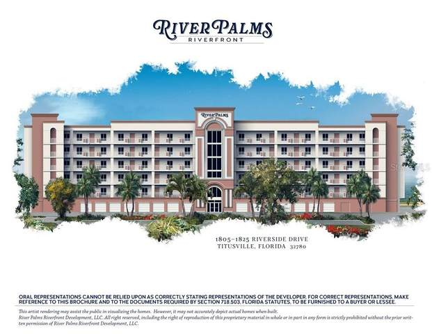 1825 Riverside Drive #506, Titusville, FL 32780 (MLS #O5866924) :: The Price Group