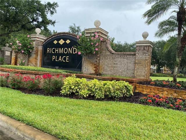 18001 Richmond Place Drive #331, Tampa, FL 33647 (MLS #O5867058) :: Heckler Realty
