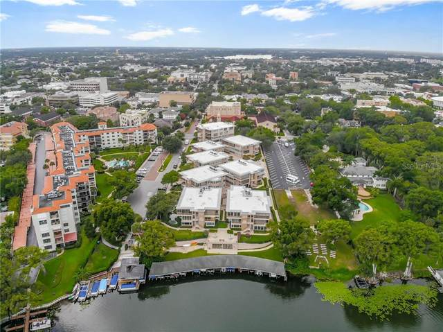 311 E Morse Boulevard 8-1, Winter Park, FL 32789 (MLS #O5867154) :: Griffin Group