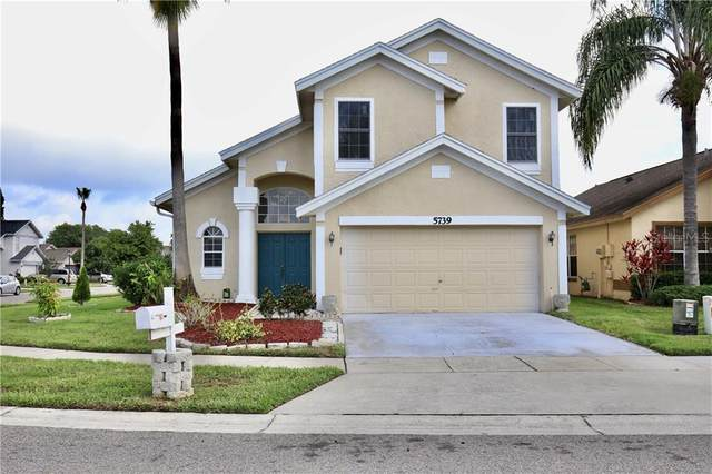 5739 Arnold Zlotoff Drive, Orlando, FL 32821 (MLS #O5867178) :: Keller Williams Realty Peace River Partners