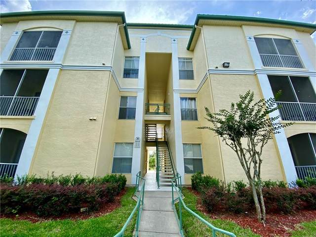 8908 Legacy Court #302, Kissimmee, FL 34747 (MLS #O5867192) :: Heart & Home Group