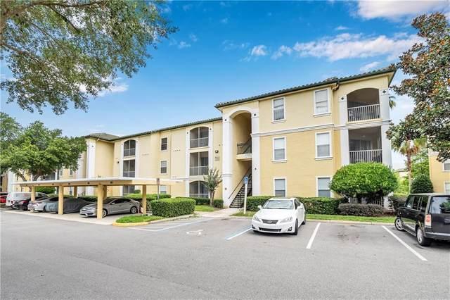 2705 Maitland Crossing Way #303, Orlando, FL 32810 (MLS #O5867221) :: Godwin Realty Group