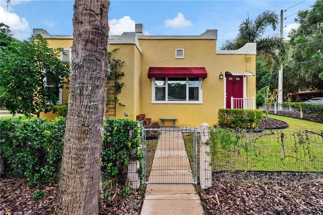 342 S Clayton Street, Mount Dora, FL 32757 (MLS #O5867228) :: Cartwright Realty