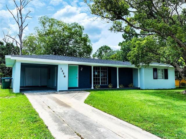 1258 Fieldstone Avenue, Deltona, FL 32725 (MLS #O5867368) :: Team Pepka
