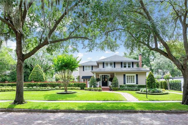 1621 Forest Avenue, Winter Park, FL 32789 (MLS #O5867429) :: The Price Group