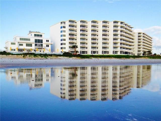 5203 S Atlantic Avenue 215B, New Smyrna Beach, FL 32169 (MLS #O5867458) :: BuySellLiveFlorida.com
