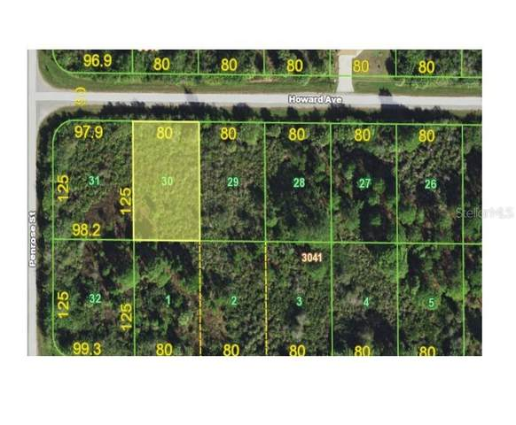 13395 Howard Avenue, Port Charlotte, FL 33948 (MLS #O5867535) :: Rabell Realty Group