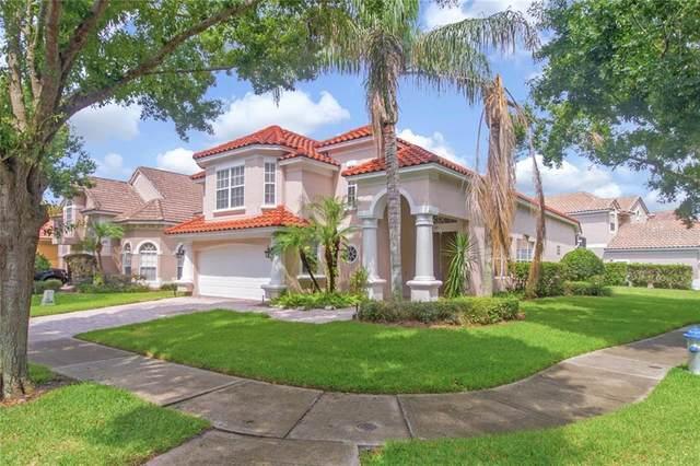 8506 Terlizzi Court, Orlando, FL 32836 (MLS #O5867629) :: Armel Real Estate