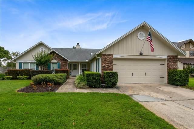 355 Brushwood Lane, Winter Springs, FL 32708 (MLS #O5867667) :: Lockhart & Walseth Team, Realtors