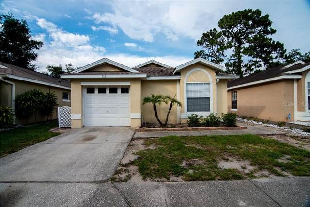 313 N Wilderness Point, Casselberry, FL 32707 (MLS #O5867697) :: Baird Realty Group