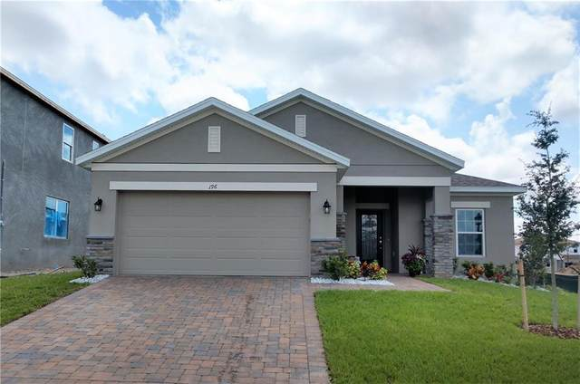 196 Jensen Drive, Groveland, FL 34736 (MLS #O5867702) :: Key Classic Realty