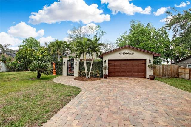 7809 Georgeann Street, Winter Park, FL 32792 (MLS #O5867709) :: The Price Group