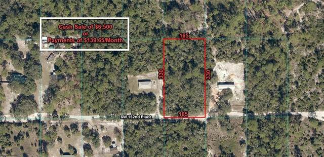 8335 SW 152ND Place, Dunnellon, FL 34432 (MLS #O5867714) :: Realty Executives Mid Florida