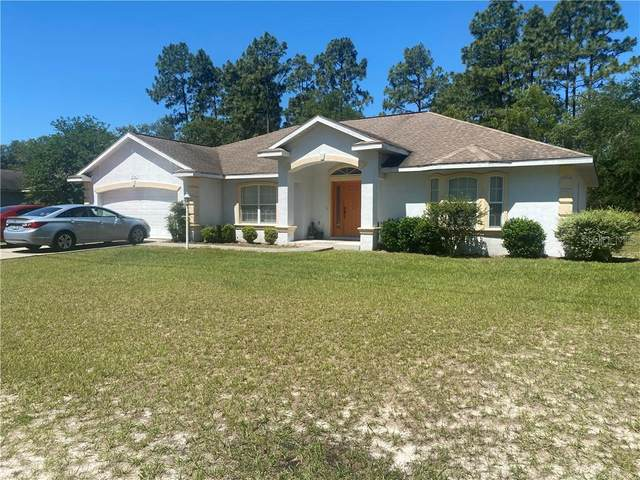 13536 SW 81ST Circle, Ocala, FL 34473 (MLS #O5867716) :: Alpha Equity Team