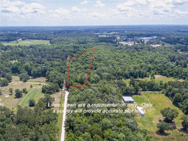 Vista Road, MONTICELLO, FL 32344 (MLS #O5867741) :: Griffin Group