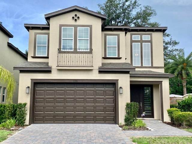 1330 Arisha Drive, Kissimmee, FL 34746 (MLS #O5867858) :: Cartwright Realty
