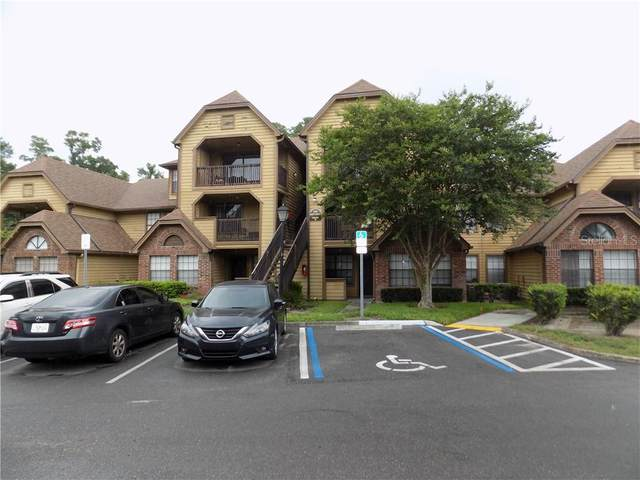 345 Forestway Circle #307, Altamonte Springs, FL 32701 (MLS #O5867879) :: Cartwright Realty