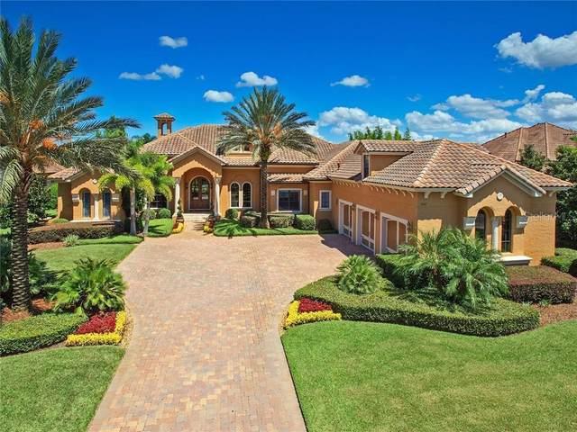 13124 Bellaria Circle, Windermere, FL 34786 (MLS #O5867918) :: Key Classic Realty
