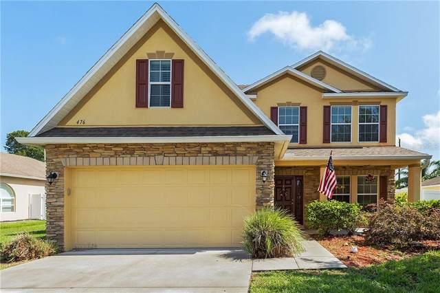 476 Pine Shadow Lane, Auburndale, FL 33823 (MLS #O5867968) :: Godwin Realty Group