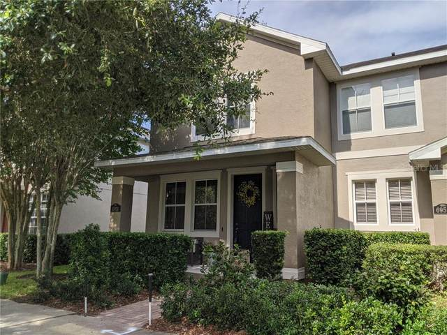 6951 Pasturelands Place, Winter Garden, FL 34787 (MLS #O5867991) :: The Price Group
