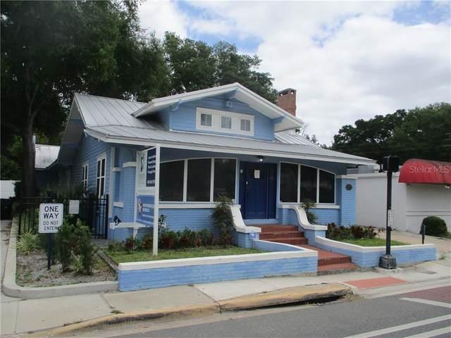711 W Colonial Drive, Orlando, FL 32804 (MLS #O5868006) :: The Figueroa Team