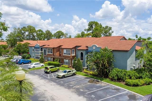 5112 Conroy Road #24, Orlando, FL 32811 (MLS #O5868115) :: The Price Group