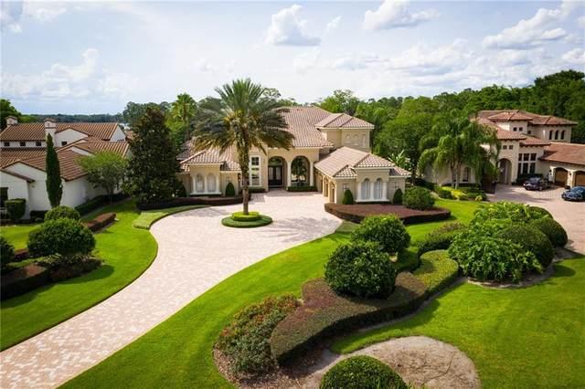 5607 Emerson Pointe Way, Orlando, FL 32819 (MLS #O5868198) :: Cartwright Realty