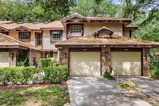 2682 Sequoia Terrace #1504, Palm Harbor, FL 34683 (MLS #O5868279) :: Team Bohannon Keller Williams, Tampa Properties
