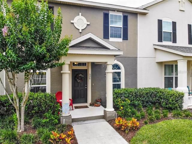 526 Juniper Springs Drive, Groveland, FL 34736 (MLS #O5868317) :: KELLER WILLIAMS ELITE PARTNERS IV REALTY