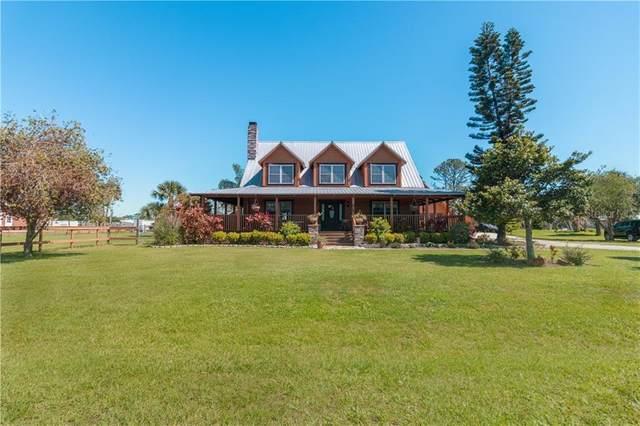 1031 Bay Drive, New Smyrna Beach, FL 32168 (MLS #O5868342) :: Florida Life Real Estate Group