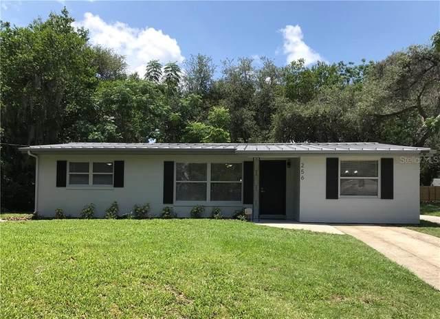 256 Lakewood Drive, Debary, FL 32713 (MLS #O5868348) :: Delgado Home Team at Keller Williams