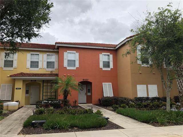 8420 Blue Lagoon Drive, Kissimmee, FL 34747 (MLS #O5868360) :: Heart & Home Group
