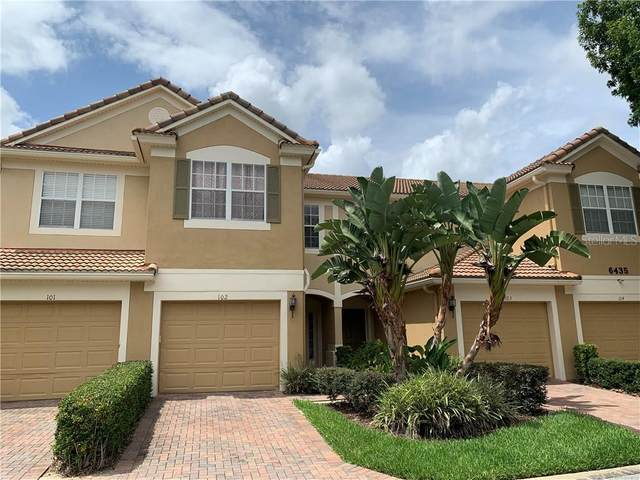 6435 Ranelagh Drive #102, Orlando, FL 32835 (MLS #O5868400) :: Mark and Joni Coulter | Better Homes and Gardens