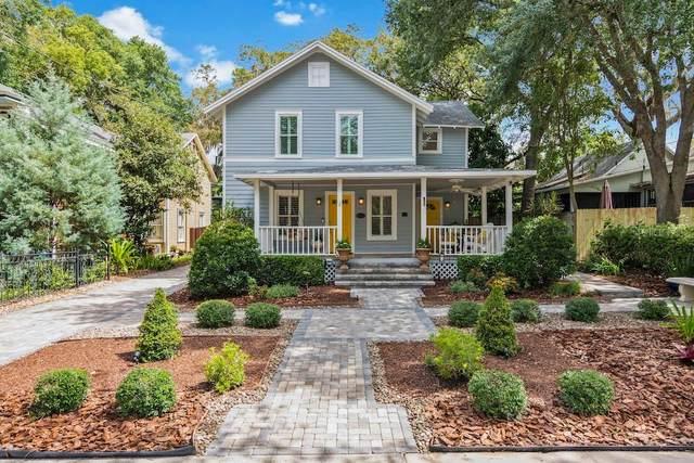 615 E Concord Street, Orlando, FL 32803 (MLS #O5868492) :: Keller Williams Realty Peace River Partners