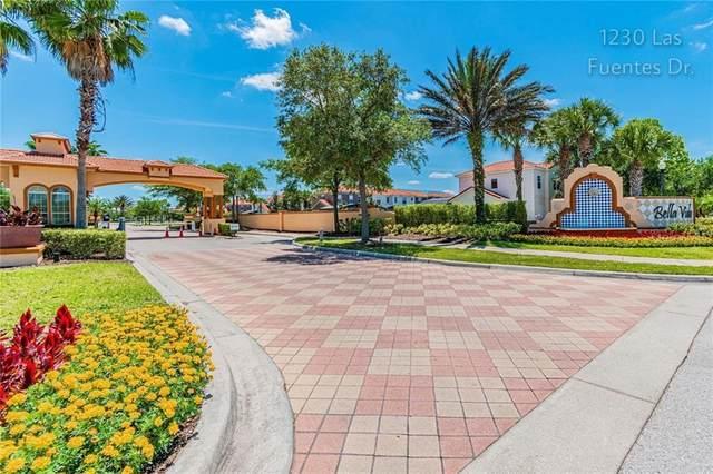 1230 Las Fuentes Drive, Kissimmee, FL 34746 (MLS #O5868587) :: Lockhart & Walseth Team, Realtors
