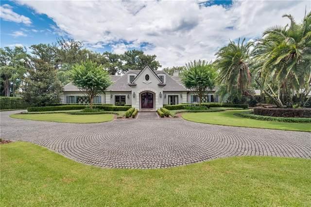 530 E Trotters Drive, Maitland, FL 32751 (MLS #O5868642) :: Team Bohannon Keller Williams, Tampa Properties