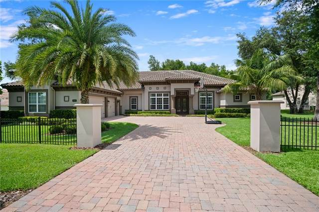 9325 Lake Hugh Cove Court, Gotha, FL 34734 (MLS #O5868655) :: Cartwright Realty