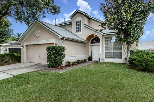 4218 Oakberry Drive, Orlando, FL 32817 (MLS #O5868727) :: Heart & Home Group