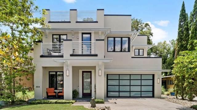 554 Clayton Street, Orlando, FL 32804 (MLS #O5868955) :: Dalton Wade Real Estate Group