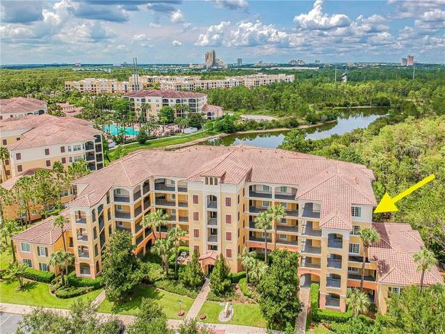 8801 Worldquest Boulevard #4502, Orlando, FL 32821 (MLS #O5869058) :: The Duncan Duo Team