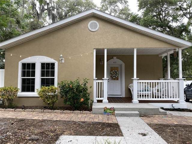 415 Dr Ml King Jr Street N, Safety Harbor, FL 34695 (MLS #O5869135) :: Bridge Realty Group