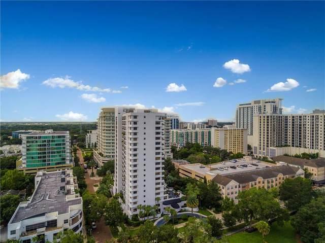 530 E Central Boulevard #1903, Orlando, FL 32801 (MLS #O5869183) :: Griffin Group