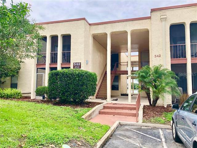 542 Orange Drive #20, Altamonte Springs, FL 32701 (MLS #O5869240) :: Cartwright Realty