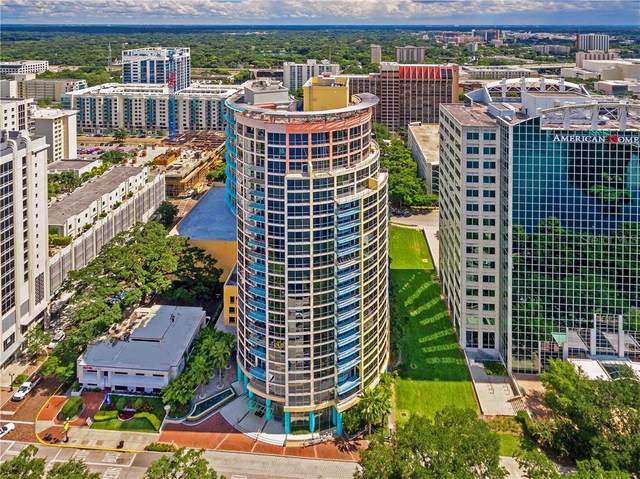322 E Central Boulevard #605, Orlando, FL 32801 (MLS #O5869396) :: Hometown Realty Group