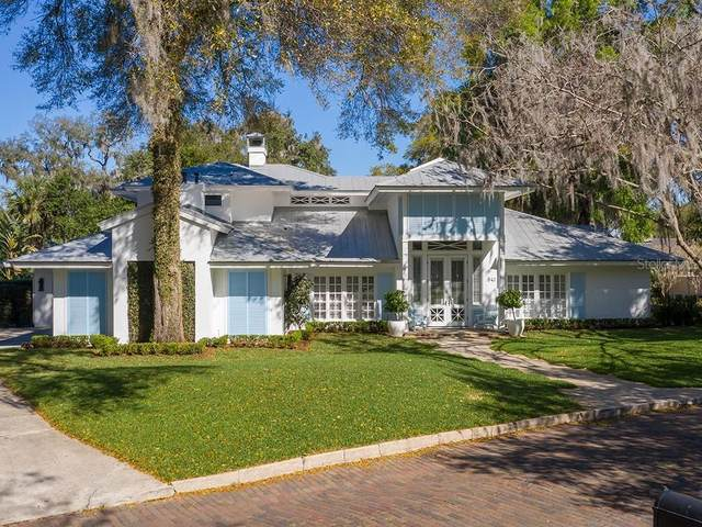841 Mayfield Avenue, Winter Park, FL 32789 (MLS #O5869527) :: The Duncan Duo Team